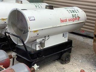 2014 Heat Wagon Portable Heater HVF310