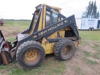 New Holland L785 Diesel, Skidsteer