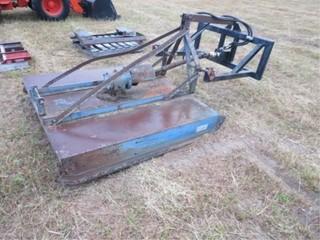 60in. Ford Rotary mower, Skidsteer mount,Hyd.Drive