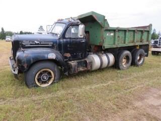 1959 Mack Dump/Gravel Truck, Diesel