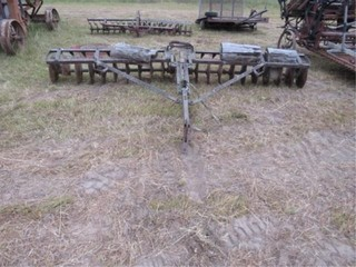 pull type single disc. appox. 10ft.