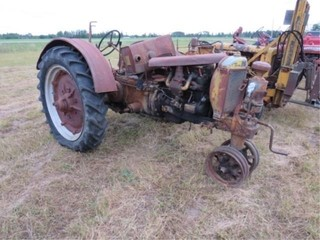 MM Twin City JT, Gas, Narrow Front, 540PTO