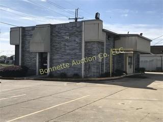 Commercial Bank Property in Golden Meadow, LA