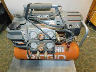 Ridgid 5-In-1 Air Compressor