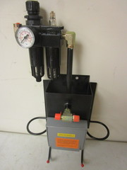 AIR-ELECTRIC UTILITY STATION - NEW