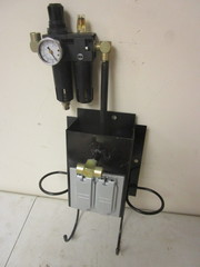 AIR-ELECTRIC UTILITY STATION