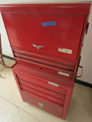 SPARTAN II TOOL CHESTS, FULL OF QUALITY ASSORTED TOOLS