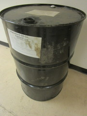 BARREL, FORMERLY USED FOR ANTI-FREEZE/COOLANT