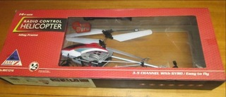Remote Control Helicopter In Box Wi...