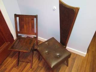 (2) Vintage Chairs *Unique* See Pho...