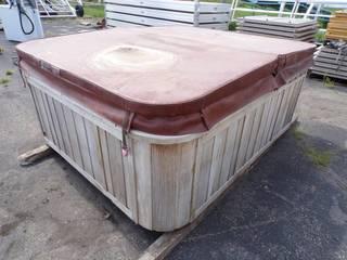 Sundance Spas Hot tub
