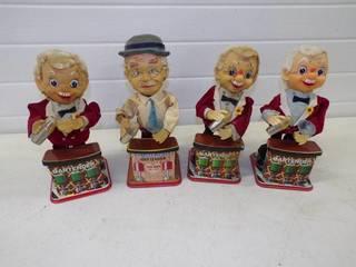Charlie Weaver Bartender Figurines