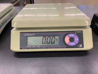 Compact Bench Scale, Digital, Capac...