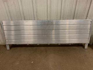 638 utility trailer solid front *pa...