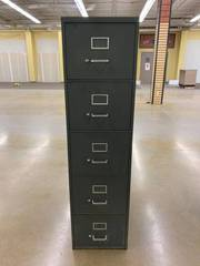 Used vertical file cabinet (not loc...