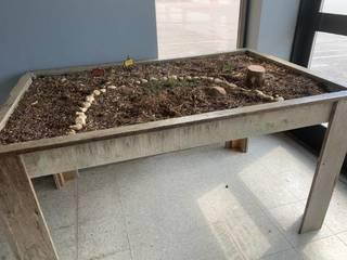 Fairy garden table...