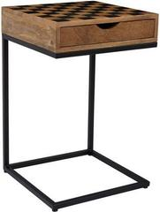 Global Archive Checkerboard C-table by Jofran Retail:$171.49