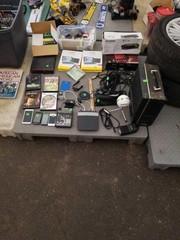 Skid of misc electronics
