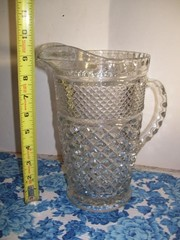 CELAR TEA GLASS PITCHER