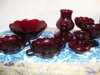 RUBY RED COLLECTION