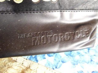 ART OF THE MOTRORCYCLE BAG