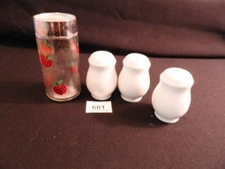Salt   Pepper Shakers  Assorted