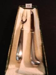 Carving Knife   Fork Set  Korea