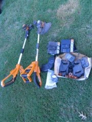 Worx Edgers Trimmers   2