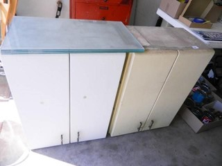 Metal Cabinets 2  Glass 3