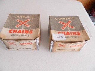 Campbell Cross Chains  9 link