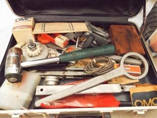 Case w  Variety Tools  lantern  Compressor