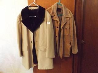 Men s lined Coats  2  46R