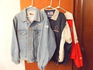 Dallas Cowboys Jackets  2  St  louis Jacket