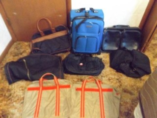 Travel Bags  7  Soft Side Suitcase