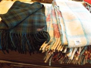 Pendleton Blanket  Plaid Blanket