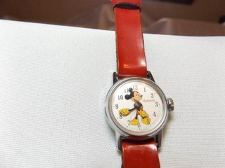 Ingersoll Mickey Mouse Watch