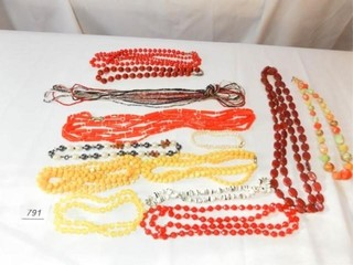 Beaded Necklaces  15