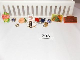 Pins   Variety  10