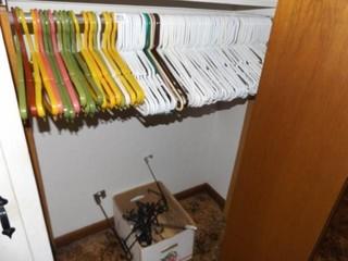 Plastic Hangers  Over the Door Hangers
