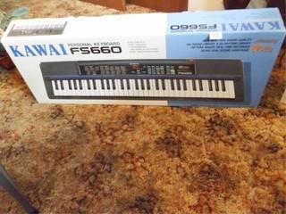 Kawai FS660 Personal Keyboard in box