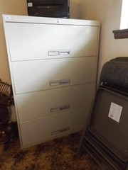 Cole Filing Cabinet  51  tall x 36  x 18