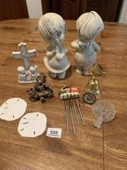 Figurines  Windchime  Brass Bell