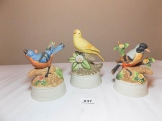 Mann Bird Music Boxes  3