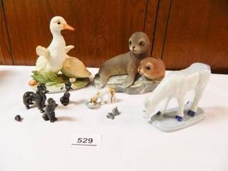 Animal Figurines  Miniatures