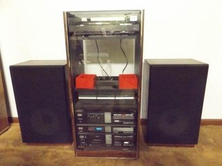 lXI Series Stereo  Cabinet  Speakers