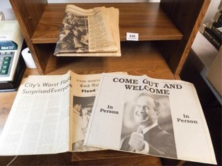 73   83   92 Enid News Papers
