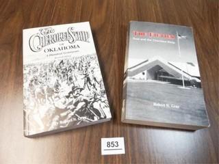 Cherokee Strip  OK Books  Gray  2