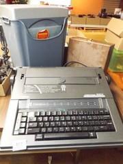 Brother Typewriter  Shredder  Check Box