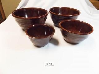 Mar Crest Stoneware Bowls  4