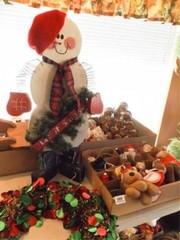 Christmas Holiday Figurines  Decor